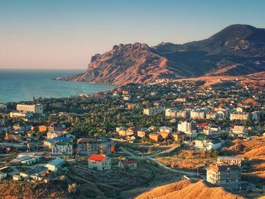 Коктебель иЗолотые Ворота Крыма: путешествие изАнапы