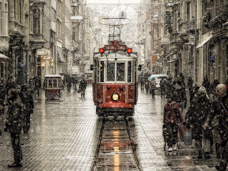 Экскурсия Стамбул вобъективе: фото-прогулка