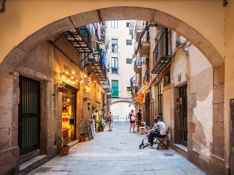 Экскурсия Барселона — любовь с первого взгляда
