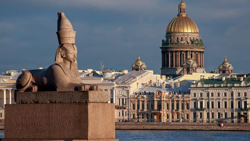 По местам силы Петербурга