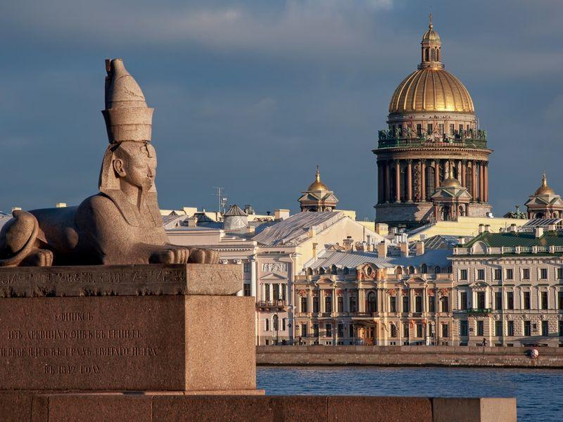 Экскурсия По местам силы Петербурга