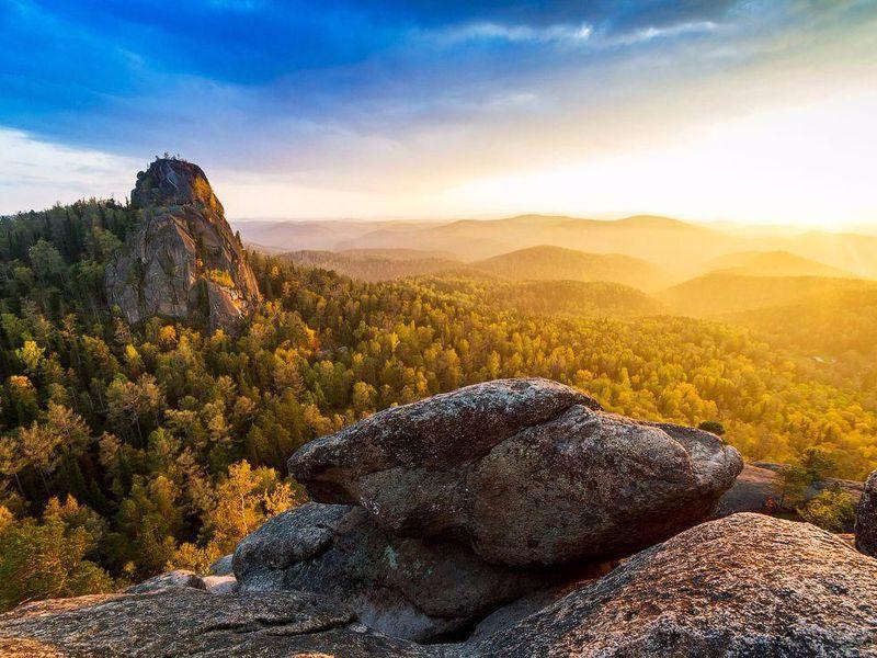 Экскурсия Центральные Столбы — путешествие в мир диковинных скал