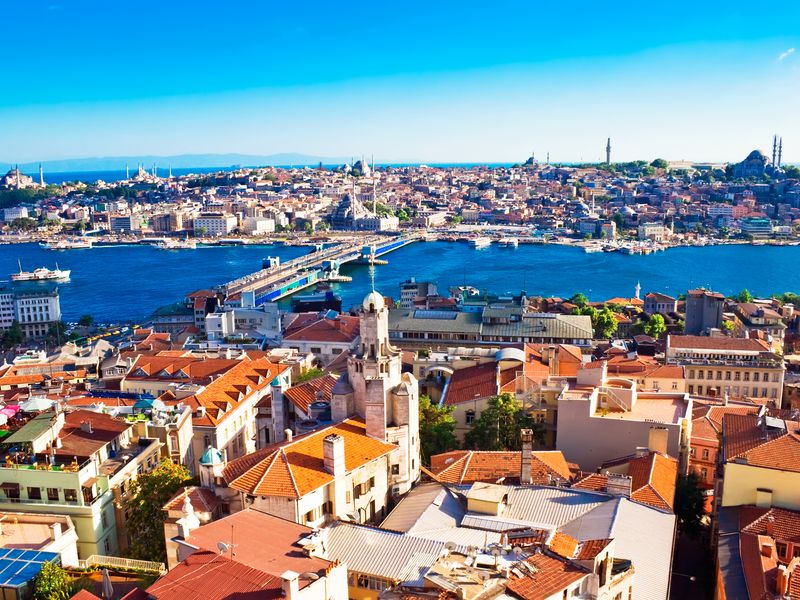 Экскурсия Стамбул с разных ракурсов