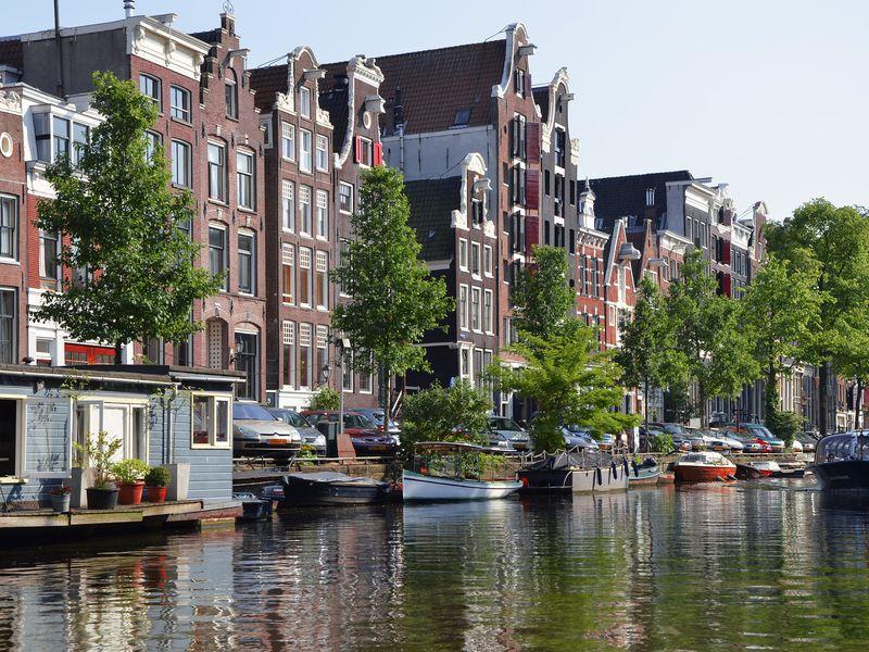 Фото Амстердам пешком инакораблике!
