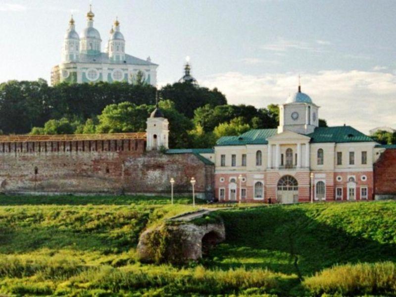 Экскурсия Смоленск на бегу