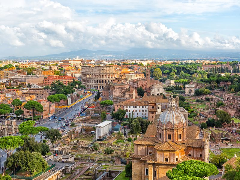 Фото Познать античный Рим за 3 часа