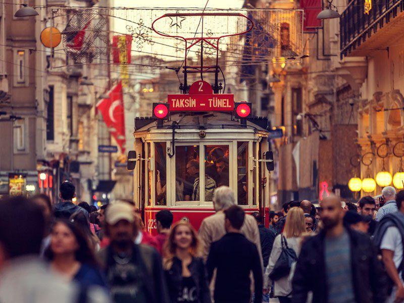 Экскурсия Живой повседневный Стамбул