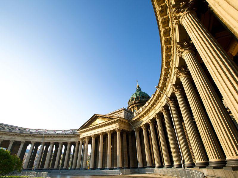 Экскурсия Казанский собор — «симфония из камня»