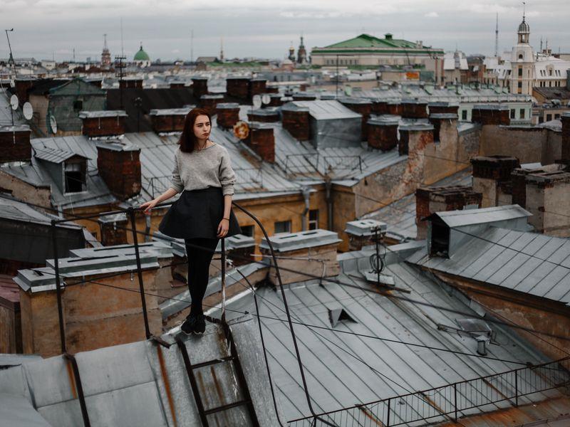 Экскурсия Секреты Петербурга: побывать в доходных домах и подняться на крышу