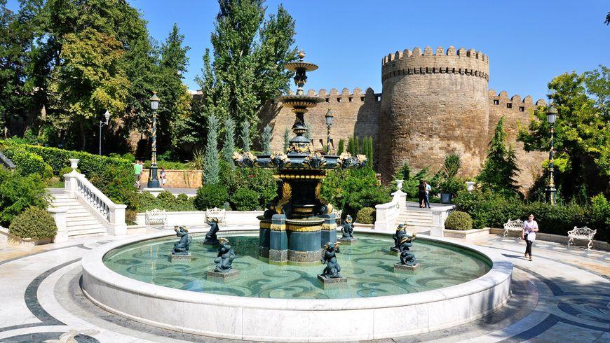 Легендарные парки Баку