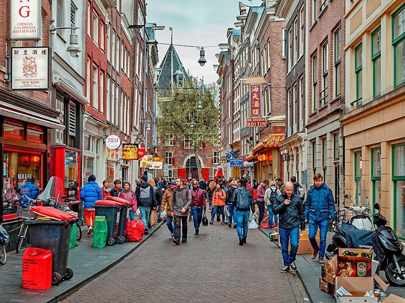 Экскурсия Амстердам для своих: прогулка по необычным местам