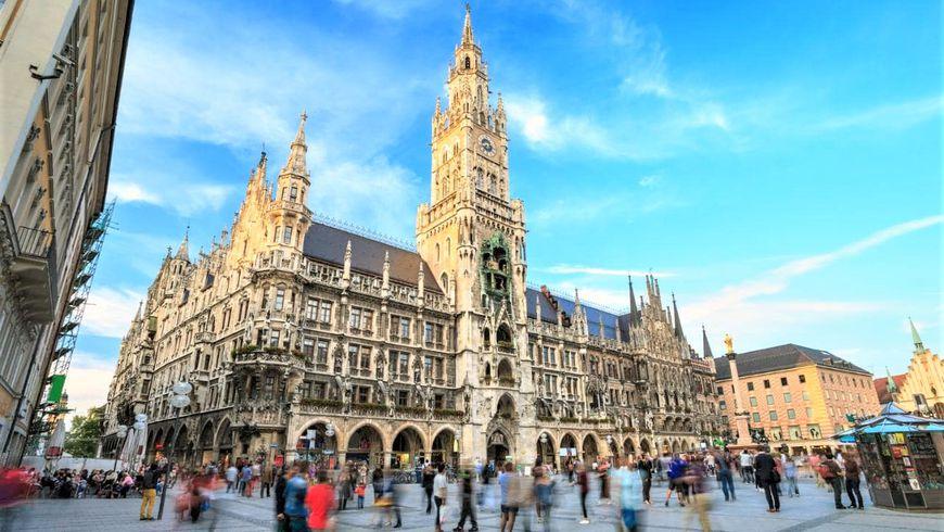 Путешествие из Праги в Мюнхен