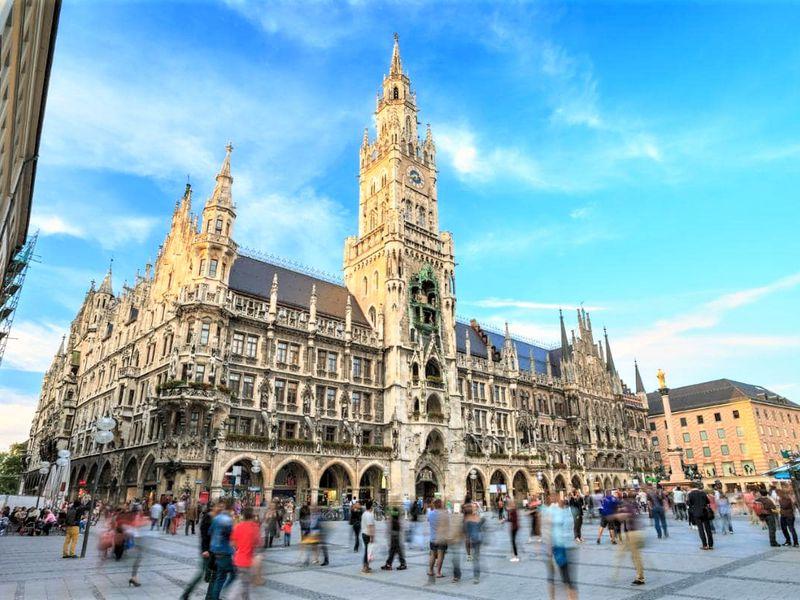 Экскурсия Путешествие из Праги в Мюнхен