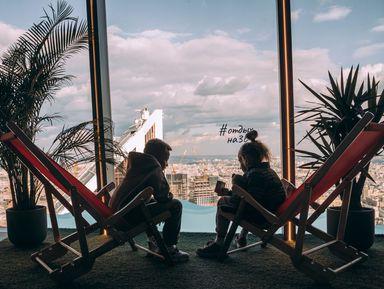 Время самых! Детский квест на«Панораме 360» Москва-Сити