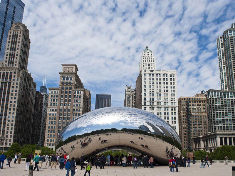 Экскурсия Добро пожаловать в Чикаго!