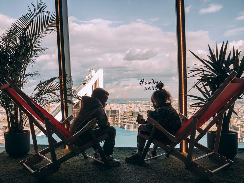 Экскурсия Время самых! Детский квест на«Панораме 360» Москва-Сити