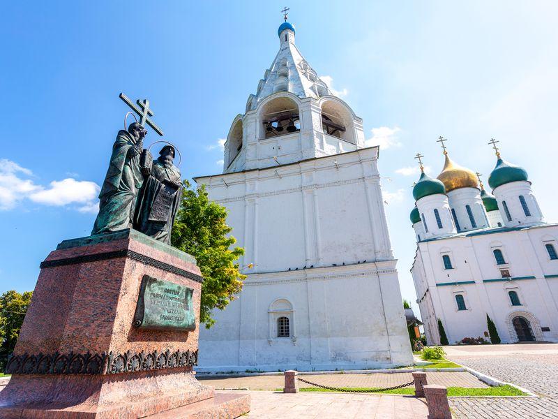 Экскурсия Знакомьтесь, Коломенский кремль!