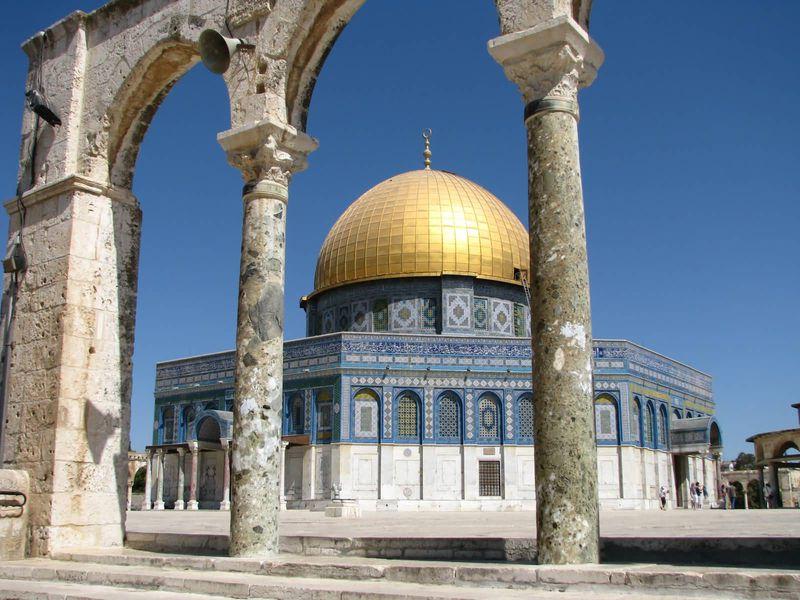 Экскурсия Святыня трёх религий— Иерусалим