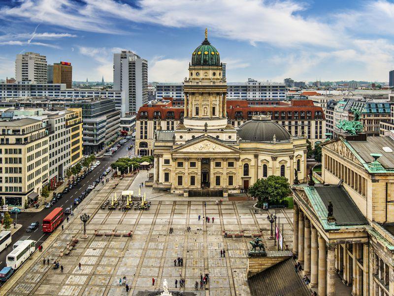 Экскурсия Первый день в Берлине
