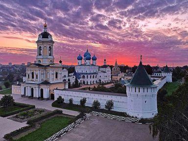 Серпухов— жемчужина Южного Подмосковья