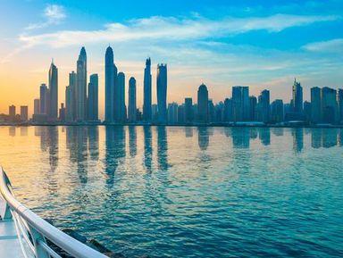 Экскурсии с прогулкой по Дубай-Марине на русском языке – отзывы и цены на экскурсии 2021 года