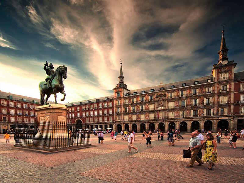 Экскурсия Мадрид на ладони