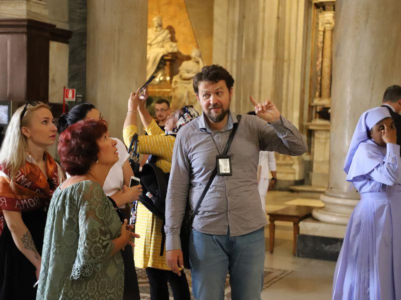 Фото Великие христианские святыни Рима