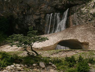 Джип-тур вАбхазию: Гегский водопад, онже Гега, онже Зоу
