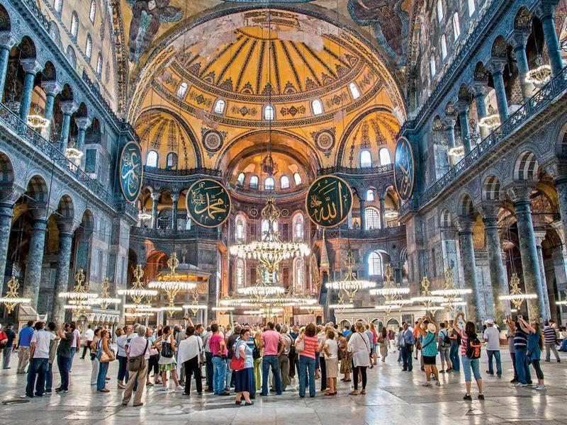 Фото Стамбул: коротко о главном