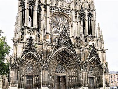 Руан — средневековые врата в Нормандию
