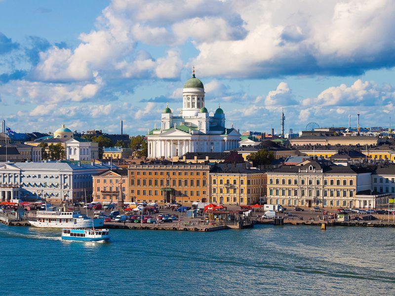 Экскурсия Хельсинки— самое главное инетолько