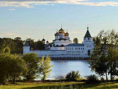 Кострома — колыбель царей