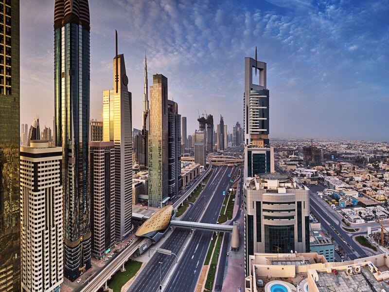 Экскурсия Большое путешествие по Дубаю