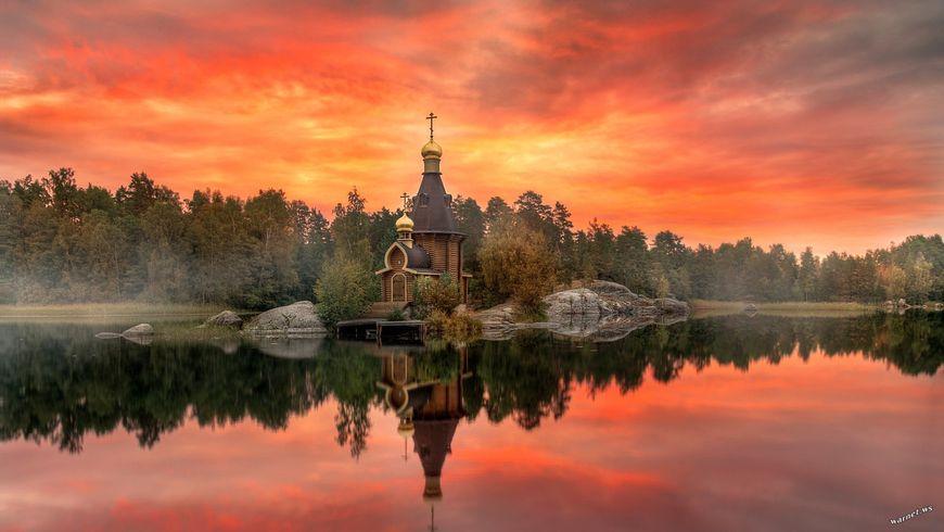 Остров Валаам – северное чудо света