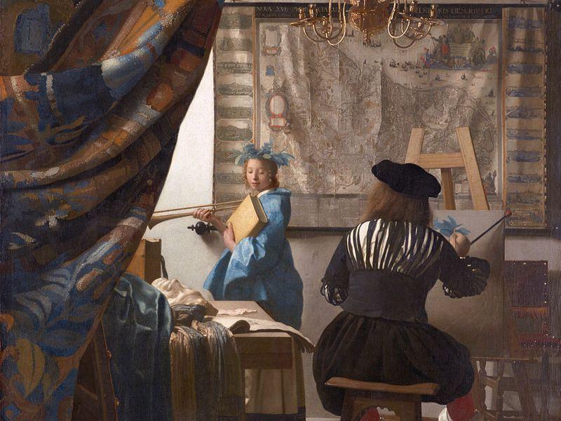Экскурсия Критический тур по must-see объектам венского Музея истории искусств