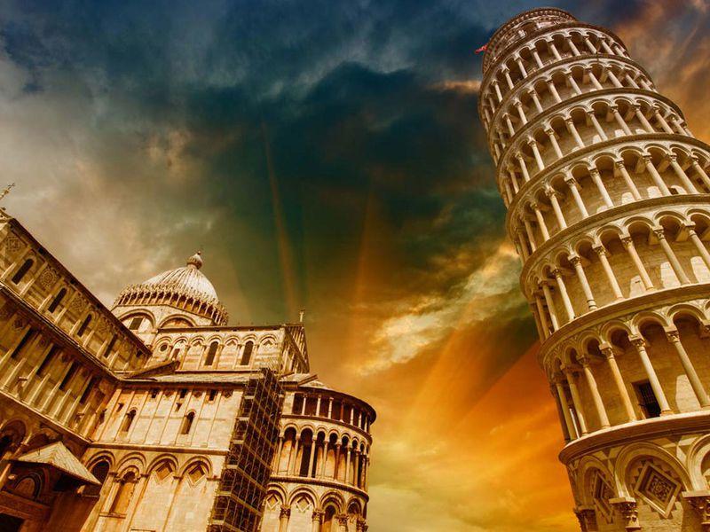 Экскурсия Пиза — первое знакомство