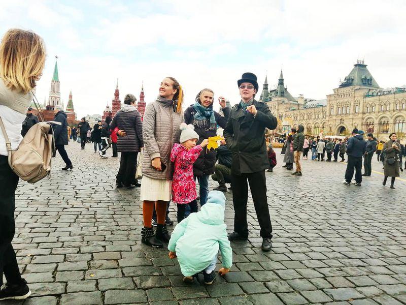 Фото Экскурсия-квест «Тайны Московского Кремля иАлександровского сада»