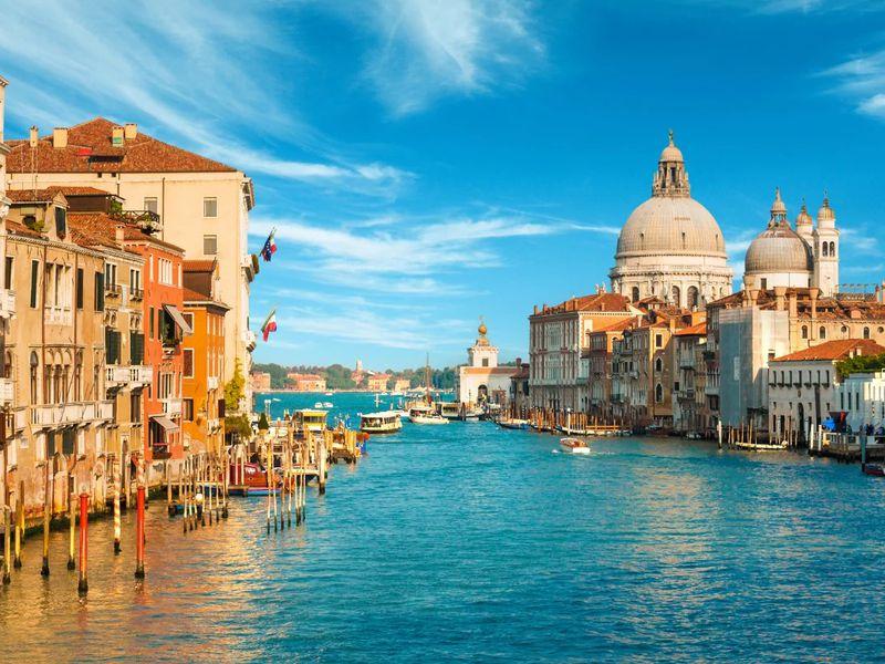 Экскурсия Первый день в Венеции