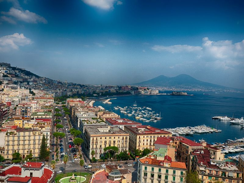 Экскурсия Первое знакомство с Неаполем
