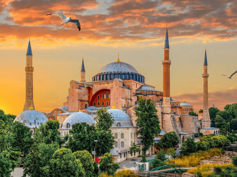 Экскурсия Все дороги ведут в Стамбул