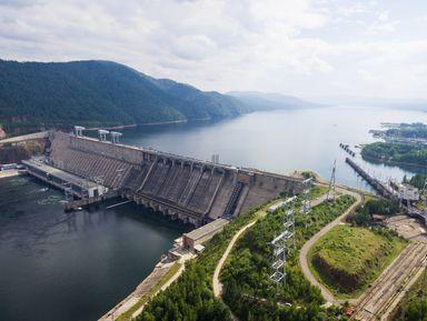 Ворота Енисея: групповая экскурсия на Красноярскую ГЭС