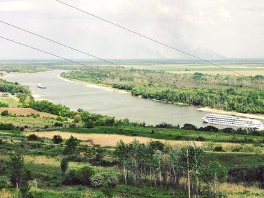 Неизведанные ландшафты Ростовской области