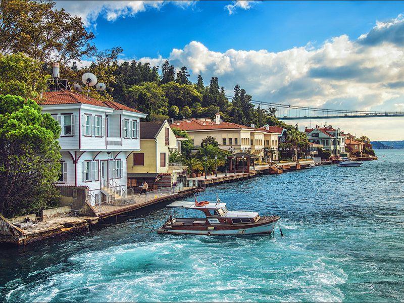 Экскурсия Азиатский Стамбул на автомобиле: всё, что нельзя пропустить