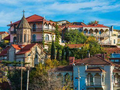 Сердце Тбилиси— душа Кавказа