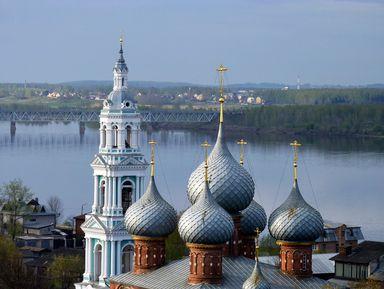 Загадки Костромы