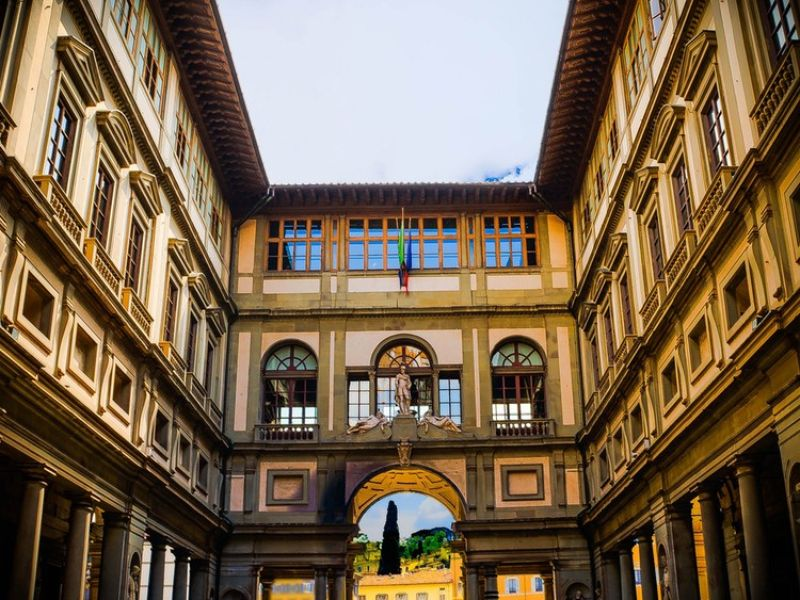 Экскурсия Галерея Уффици: от готики до барокко