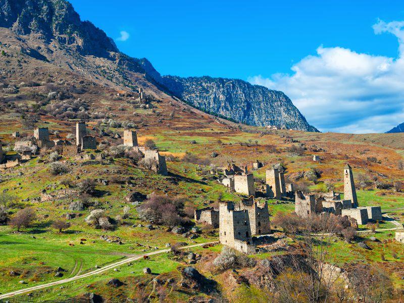 Экскурсия По древней земле Ингушетии