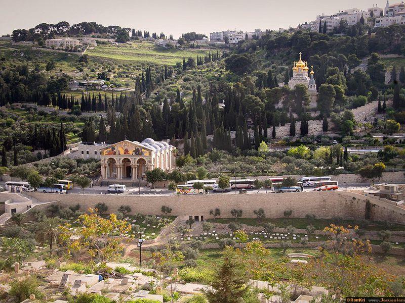 Экскурсия ВИерусалим изТель-Авива: христианские святыни