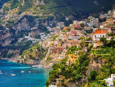 Амальфитанское побережье — мировое достояние