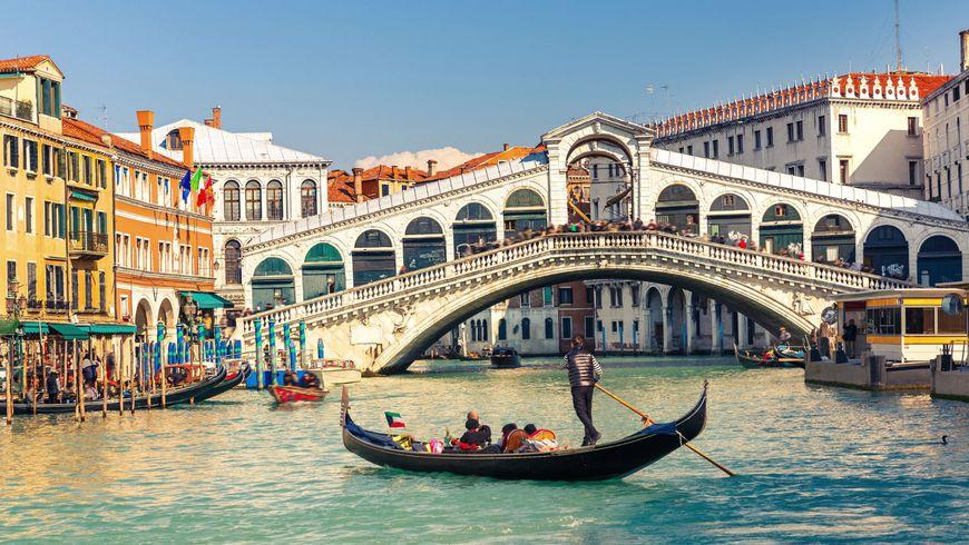 Легендарная Венеция